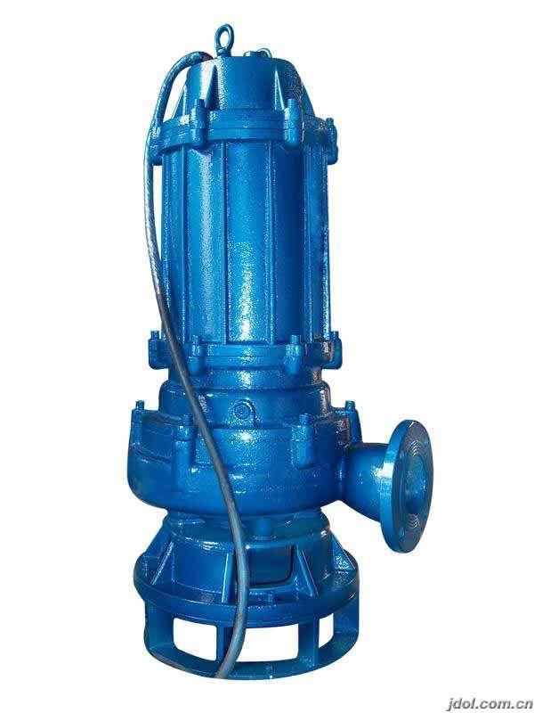 WQ 潜水式无堵塞排污泵