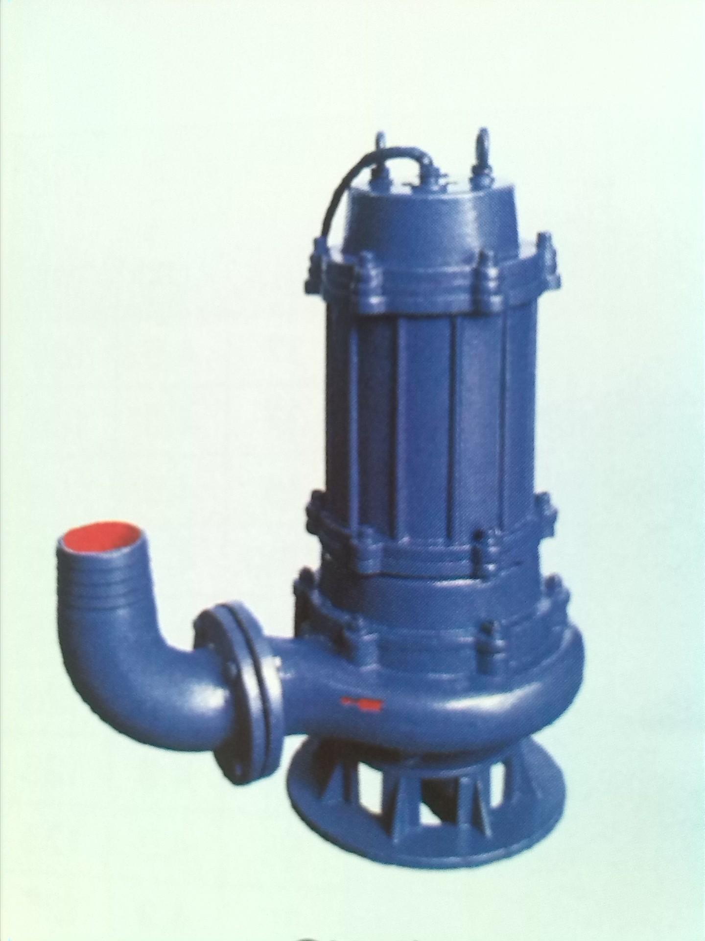 广西ZW型自吸式无堵塞排污泵