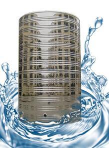 不锈钢圆柱水箱