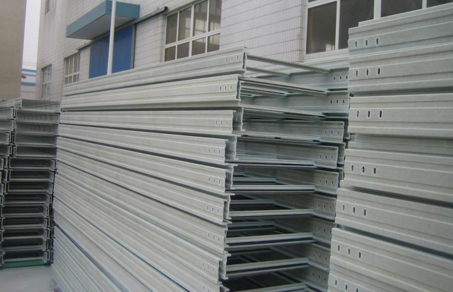 梯级式玻璃钢桥架供应商