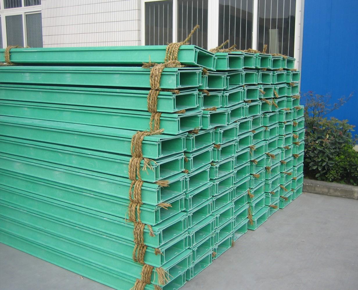 槽式玻璃钢桥架供应