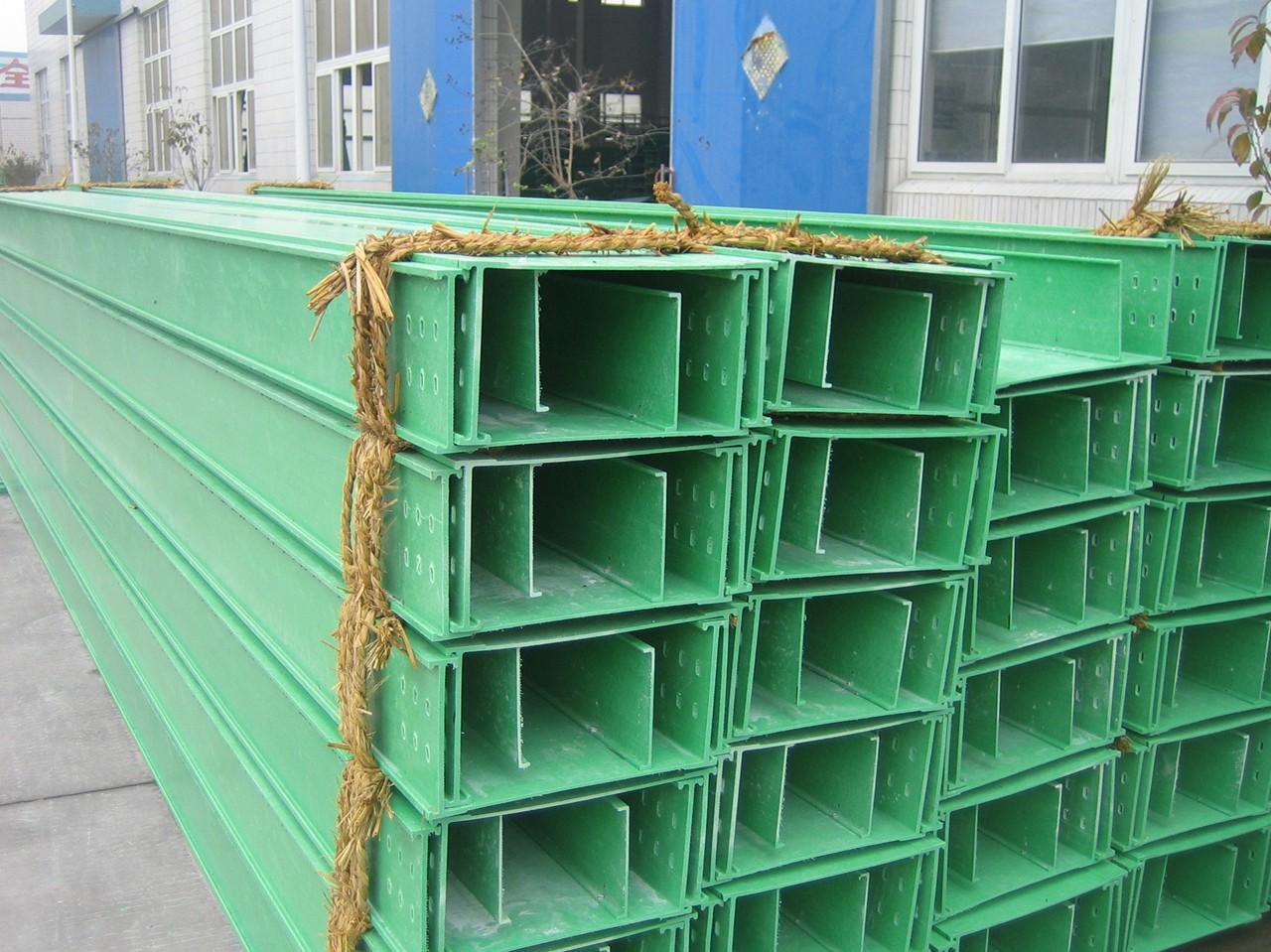 槽式玻璃鋼橋架企業