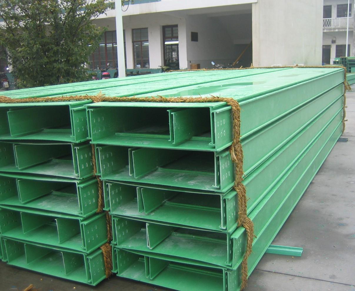 玻璃钢防腐电缆桥架分类