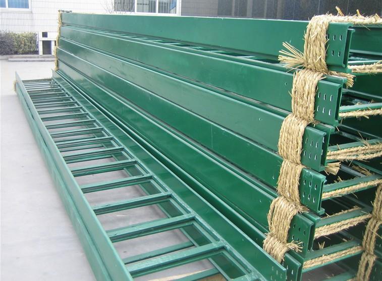 梯級式玻璃鋼橋架加工