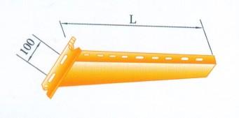 电缆桥架托臂