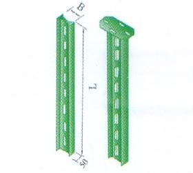 钢制桥架立柱