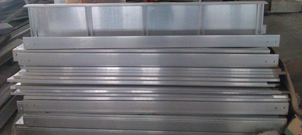 铝合金直槽桥架2米长