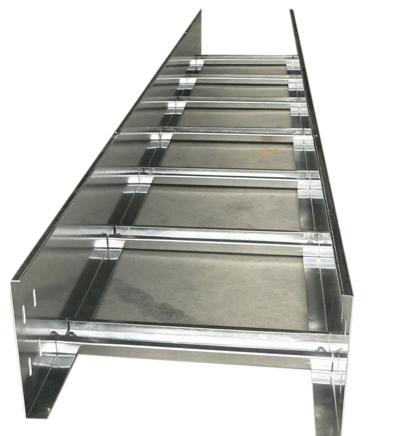 大跨度节能梯级式桥架