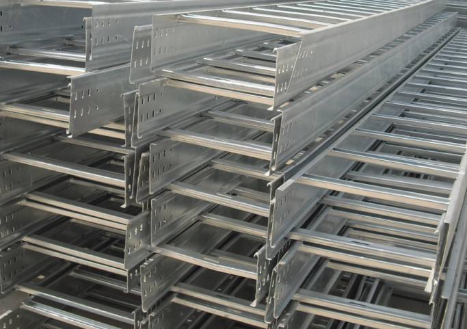 钢制梯级式防火桥架
