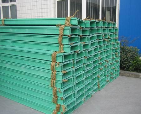 托盤式玻璃鋼橋架150*300