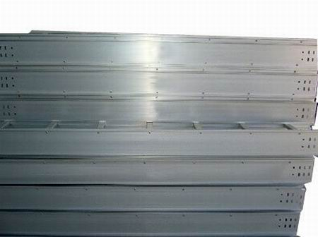 梯级式铝合金桥架200*400