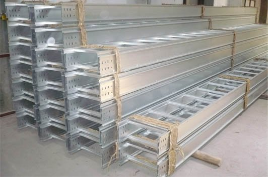 梯级式铝合金桥架