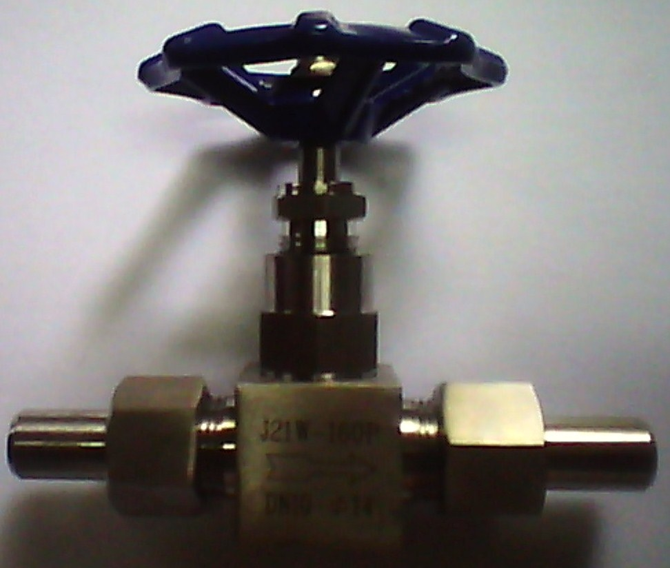 J21W外螺纹截止阀