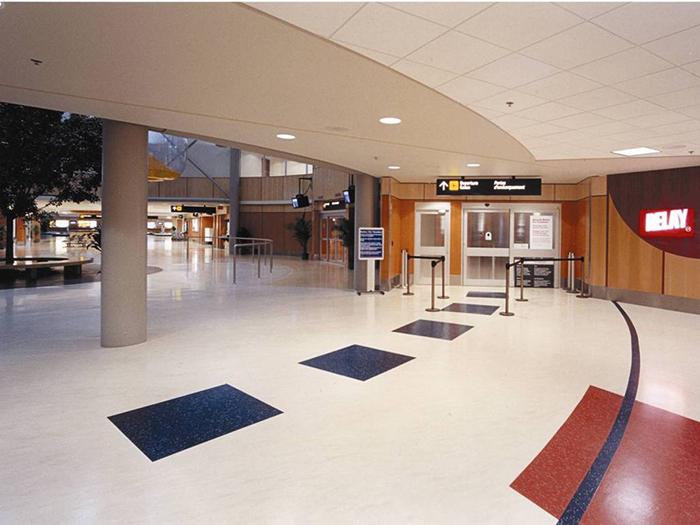永久性PVC防塵防靜電地板