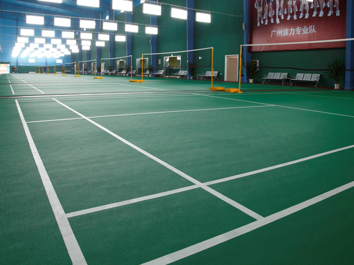 PVC卷材運動地板