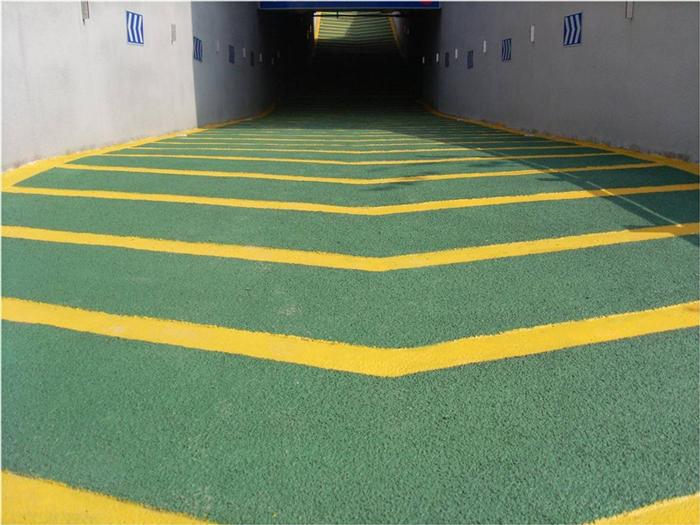 防滑型環氧樹脂地坪