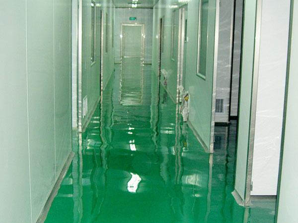 貴州環氧樹脂地坪