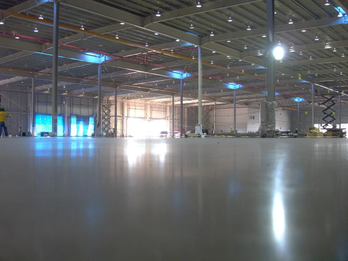 混凝土密封固化劑地坪