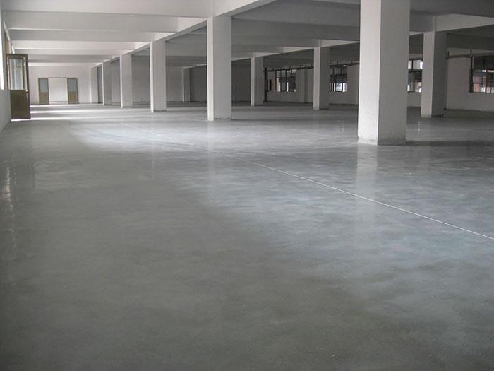 貴陽混凝土密封固化劑地坪