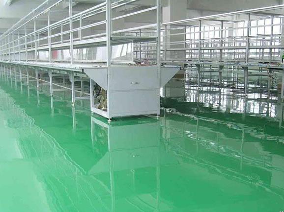 環氧樹脂玻纖防腐地坪