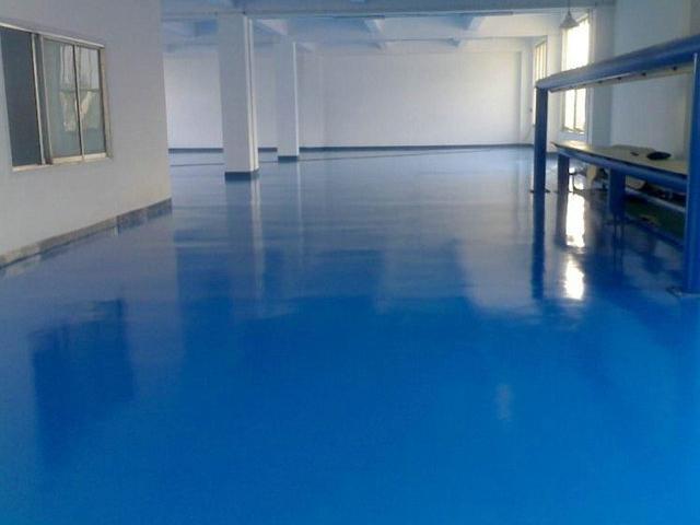 環氧玻璃鋼防腐型地坪漆