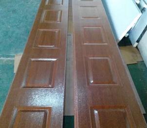 木纹工业门板
