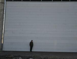 大型超宽工业门