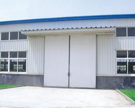 工业库房门
