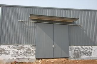 河北工业厂房门