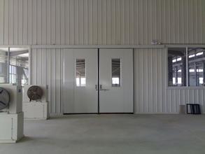 工业厂房门安装