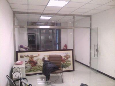 邢台河北不锈钢玻璃隔断