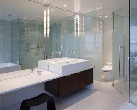 衡水卫生间玻璃隔断