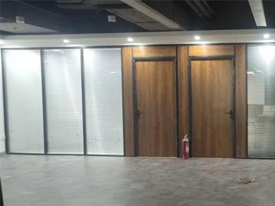 邯郸玻璃隔断安装