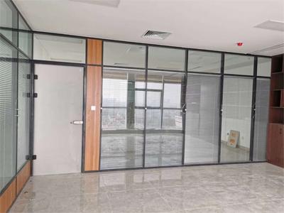 石家庄办公室玻璃隔断