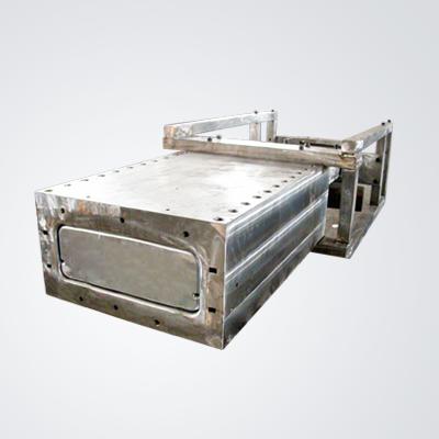 38CrMoAl 渗氮挤拉模具