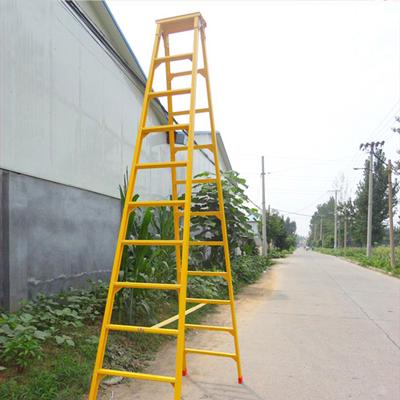 折叠人字梯
