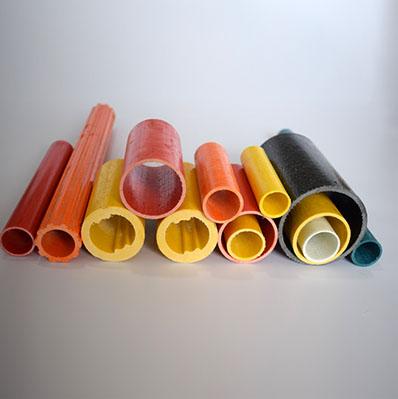 高強度玻璃鋼圓管