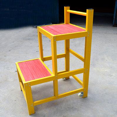 玻璃钢绝缘梯凳