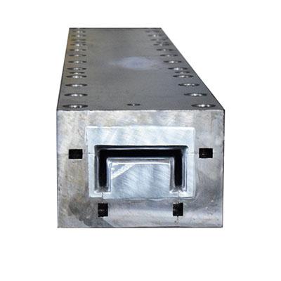 玻璃钢槽钢拉挤模具