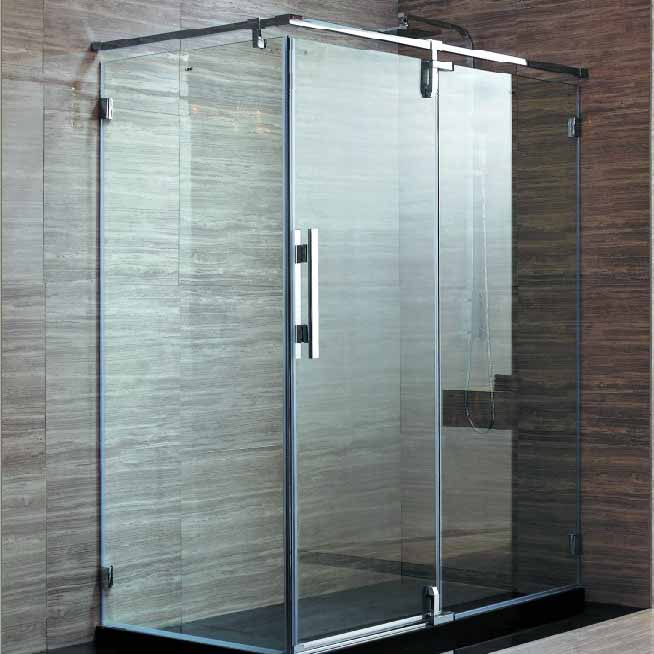 整体浴室淋浴房价格
