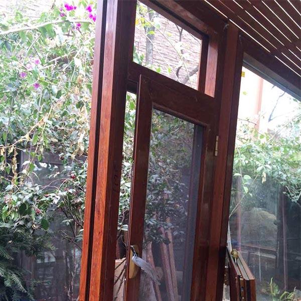 昆明框中框纱窗