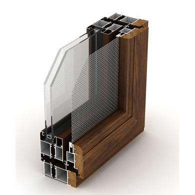 昆明窗纱一体系列型材