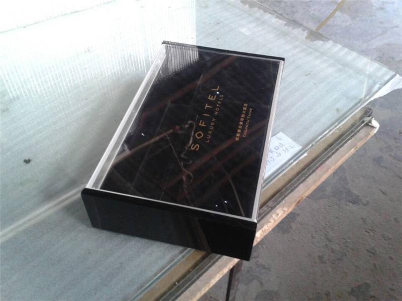 亚克力展示盒制作