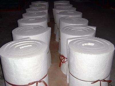 铜仁硅酸铝纤维毯