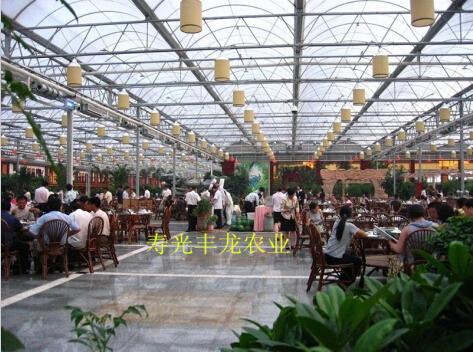 阳光生态餐厅