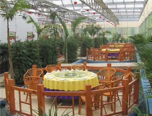 山东生态餐厅