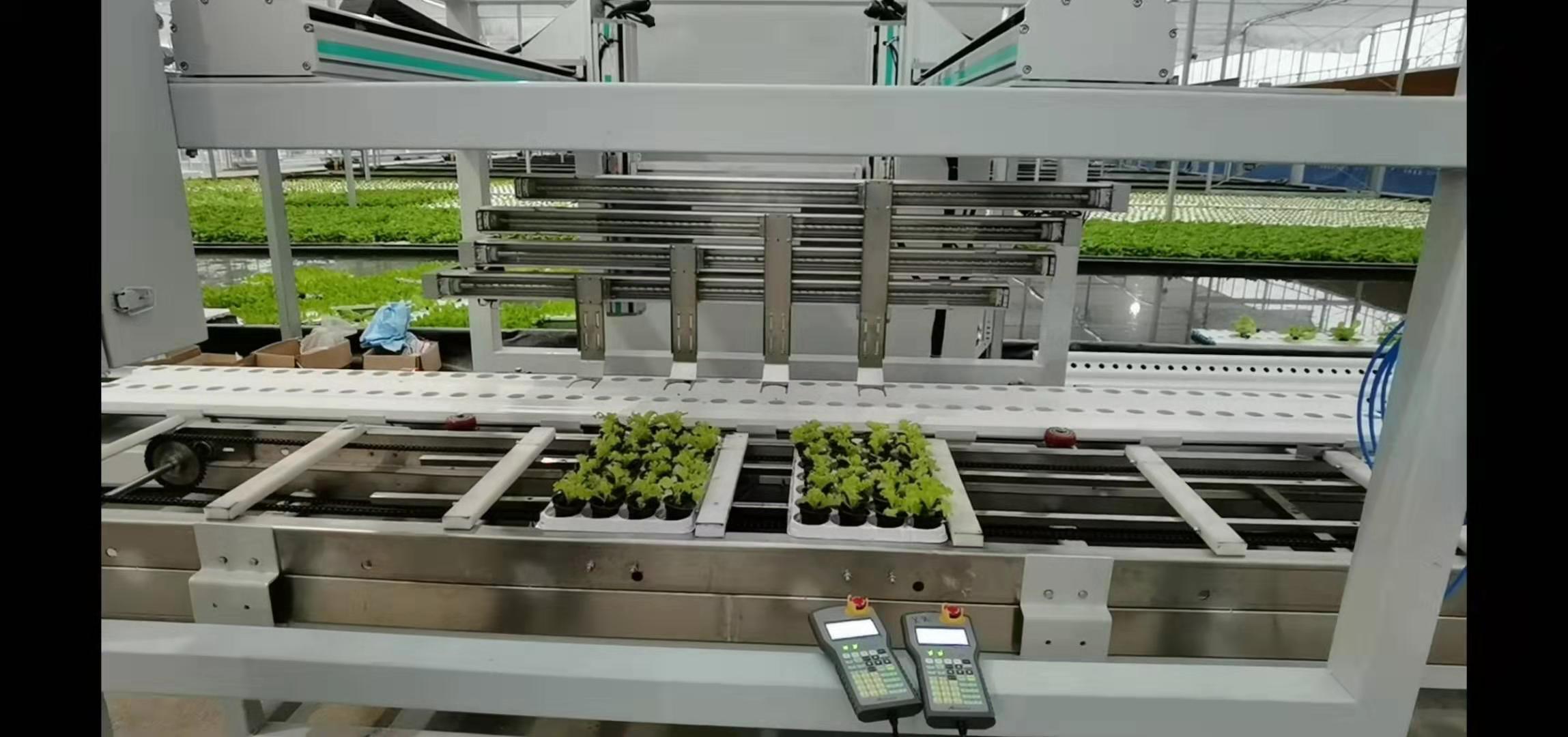 无人栽培,水肥一体化