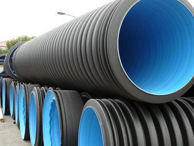 贵州双壁波纹排水管