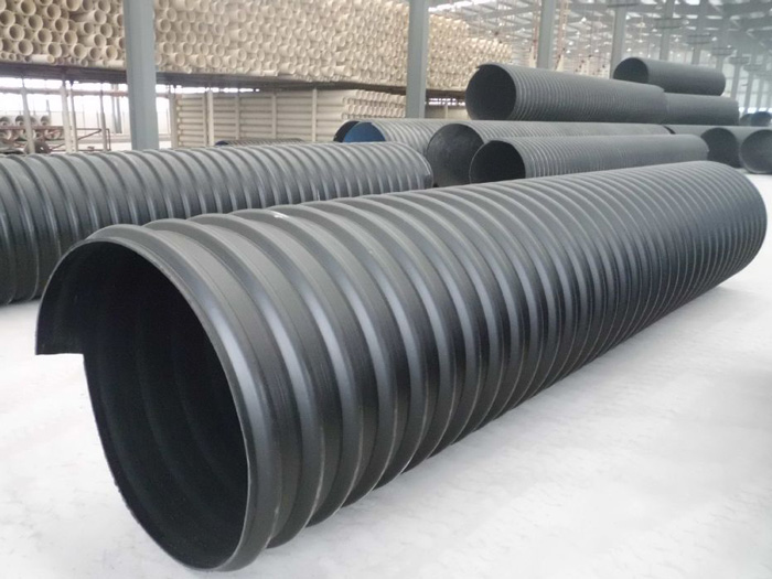 贵州钢带螺旋波纹管