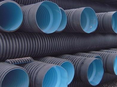 塑鋼纏繞波紋管